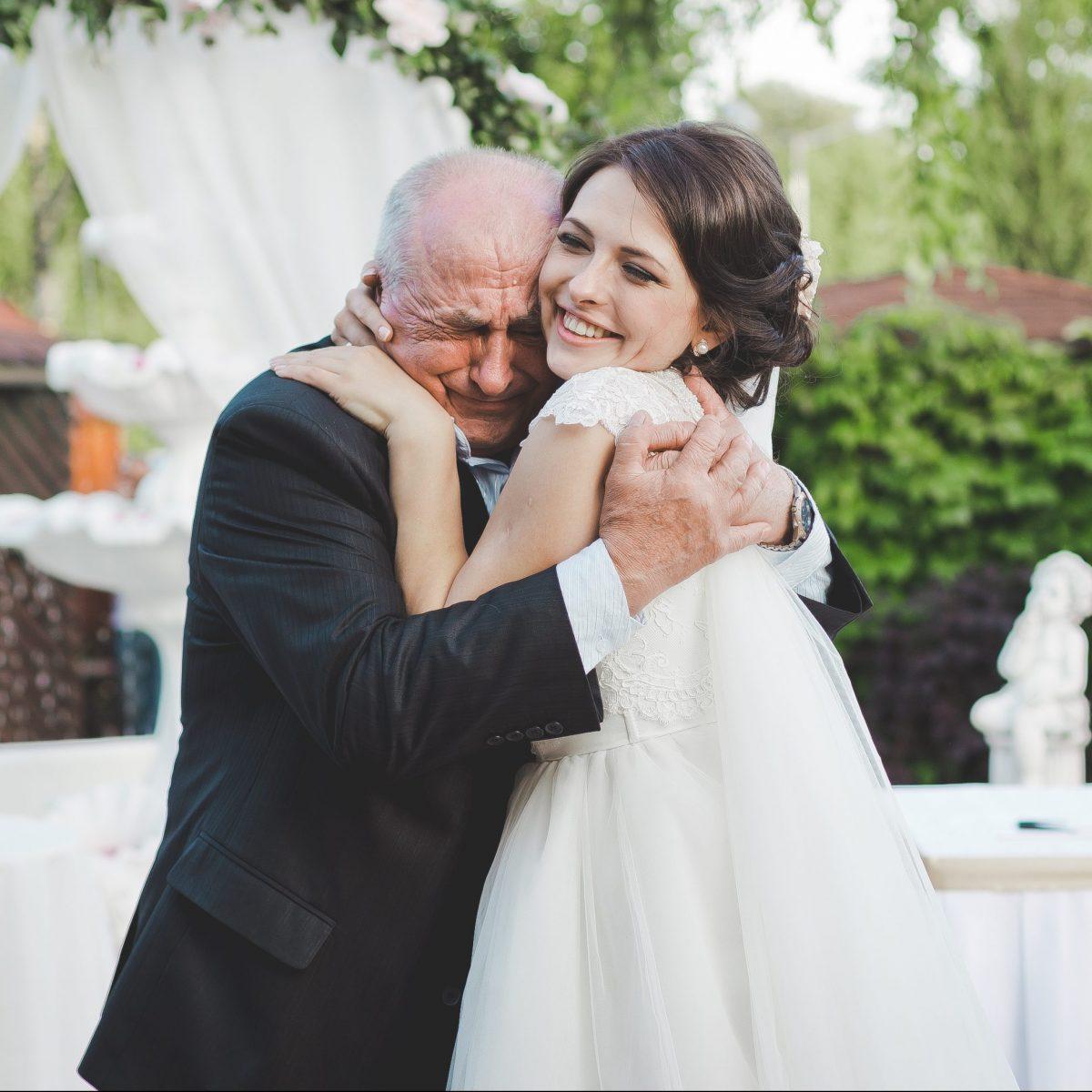 家族のための結婚式