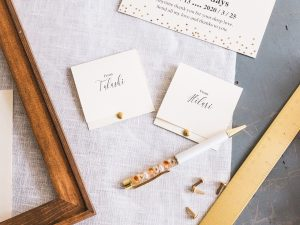 新婦手紙 贈呈品手作り 花束