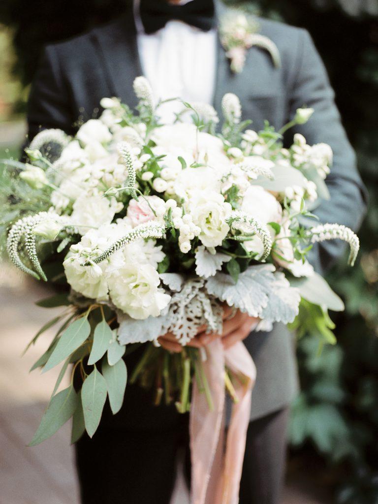 花 結婚式 オリジナルウェディング