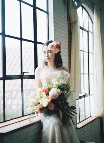 Flowery Bride