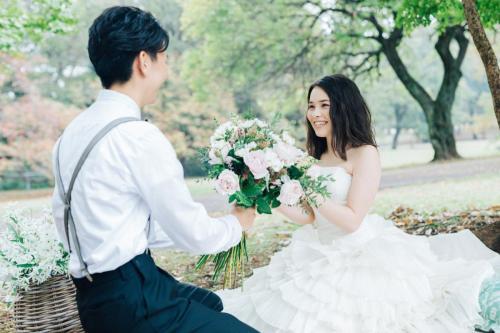 Bouquet Story Scene 4