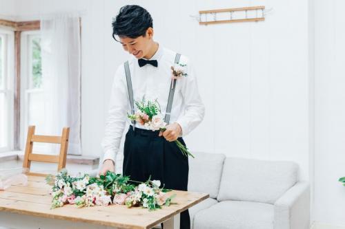 Bouquet Story Scene 1